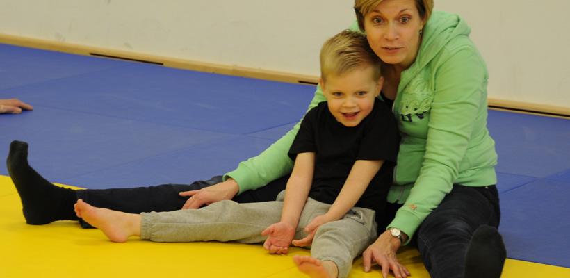 kids ouders sporten